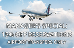 Rideflex : PHX Airport Transportation Special | Sky Harbor