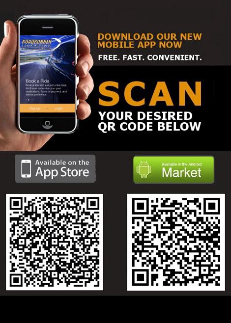 mobileapp QR Codes